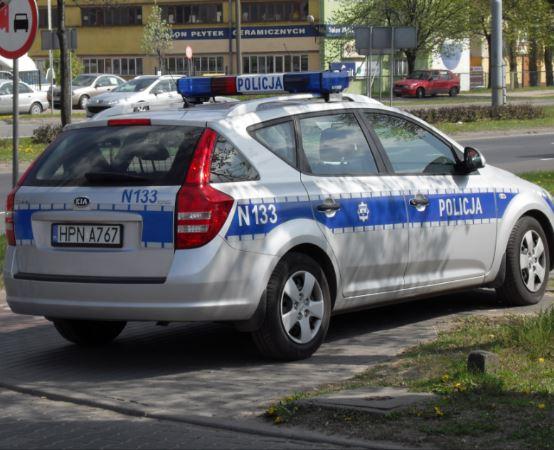 Policja Olsztyn: Policjanci z Barczewa odnaleźli zaginionego grzybiarza