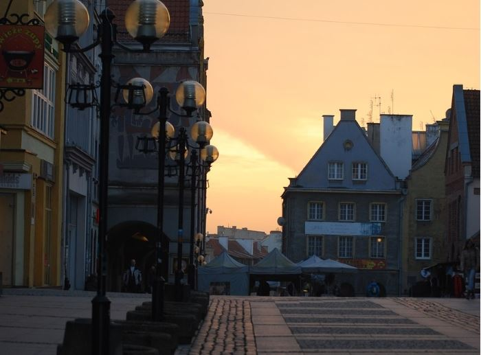 UM Olsztyn:                                          Ćwierć wieku Michelin w Olsztynie